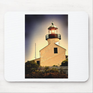 Cabrillo Light House Mouse Pad