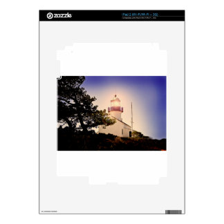 Cabrillo Light House Skin For The iPad 2