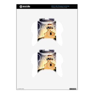 Cabrillo Light House Xbox 360 Controller Skins