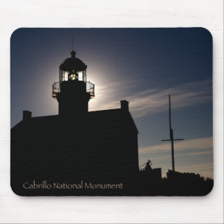 Cabrillo National Monument Mouse Pad