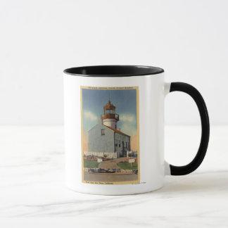 Cabrillo Nat'l Monument, Point Loma Lighthouse Mug