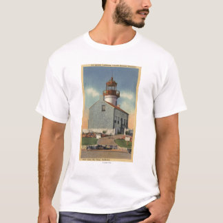 Cabrillo Nat'l Monument, Point Loma Lighthouse T-Shirt