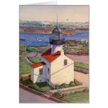 CABRILLO OLD PT. LOMA LIGHTHOUSE CARDS