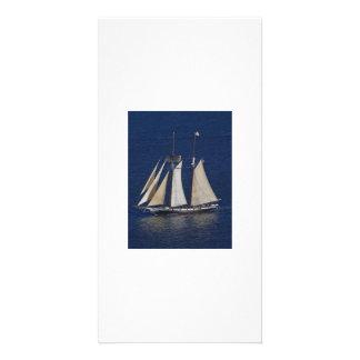 Cabrillo Tall Ship Photo Card