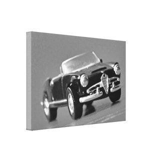 Cabriolet - Photoworks Jean Louis Glineur Canvas Print