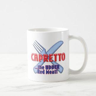 ¡CABRITO/CAPRETTO LA CARNE ROJA DE LA UBRE! CABRA TAZA DE CAFÉ