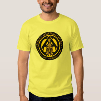 CAC T-shirt Safety Color