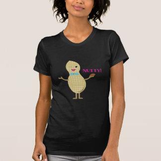 Cacahuete de nuez camiseta