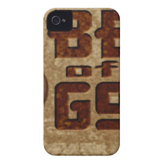 cacao BEAN OF GODS iPhone 4 Cover