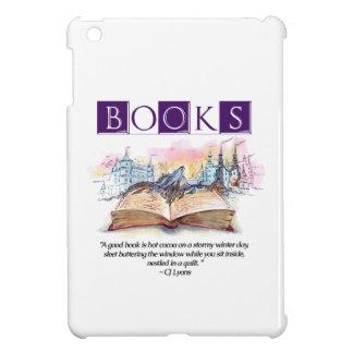 Cacao caliente y un libro… caso del iPad