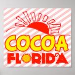 Cacao, la Florida Impresiones