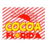 Cacao, la Florida Postales