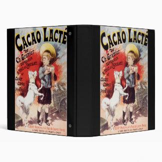"""Cacao Lacte de Lucien Lefevre Carpeta 1"""""""