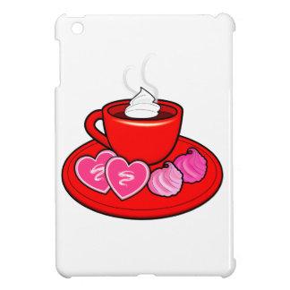 Cacao y galletas iPad mini coberturas