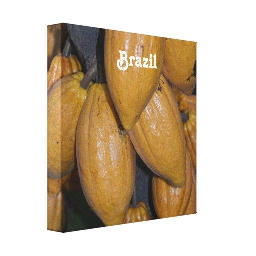 Cacaos Impresiones De Lienzo