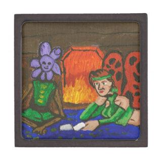 Cacerola Mothtricks de enero y juego card.jpg de B Cajas De Joyas De Calidad