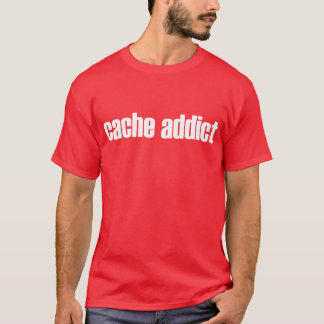 Cache Addict - Dark T-Shirt