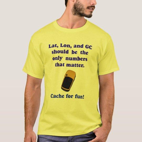Cache for fun T-Shirt