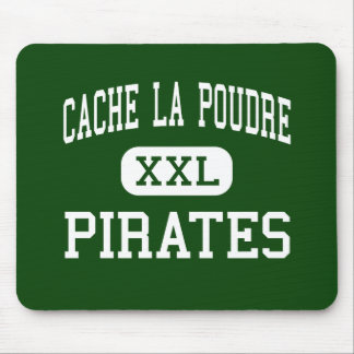 Cache La Poudre - Pirates - Junior - Laporte Mouse Pad
