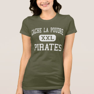 Cache La Poudre - Pirates - Junior - Laporte T-Shirt