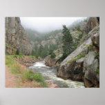 Cache La Poudre Wild and Scenic River Print