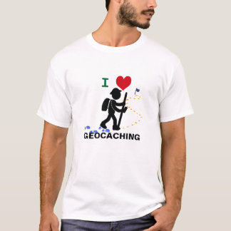 CACHE ON! GEOCACHER T-Shirt