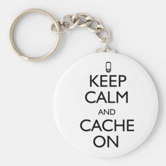 Cache On Keychain