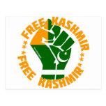 Cachemira libre postal