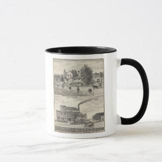 Cacheville res, Madison mill Mug