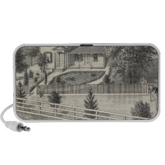 Cacheville res Madison mill iPhone Speaker
