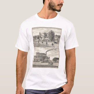 Cacheville res, Madison mill T-Shirt