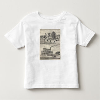 Cacheville res, Madison mill Toddler T-shirt