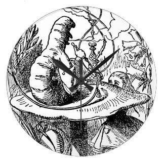 Cachimba del vintage que fuma Caterpillar con Reloj