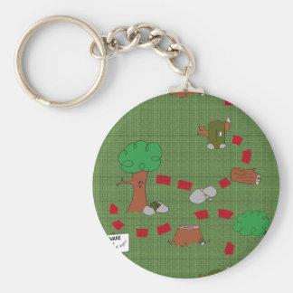 Caching Key Chain