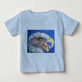 Cachinnating Eagle Baby T-Shirt
