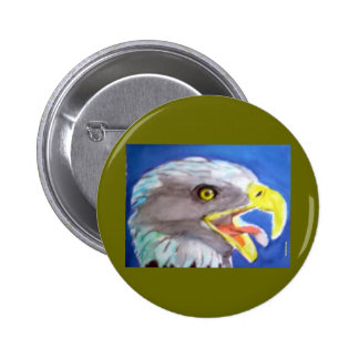 Cachinnating Eagle Buttons