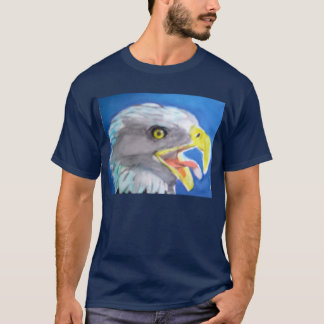 Cachinnating Eagle T shirt