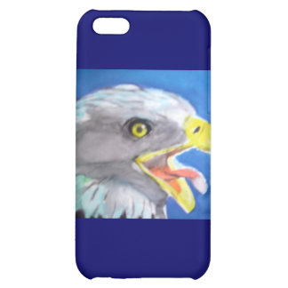 Cachinnating Eagle Watercolor iPhone Cases iPhone 5C Case