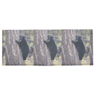cachorro de oso negro billeteras tyvek®