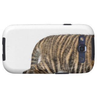 Cachorro de tigre de Sumatran - sumatrae del Tigri Galaxy S3 Cobertura