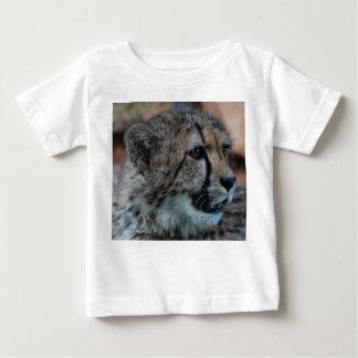 Cachorro del guepardo - camiseta de BabyJersey Playera