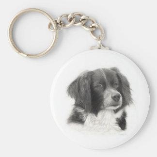 Cachorro - diversos keychain