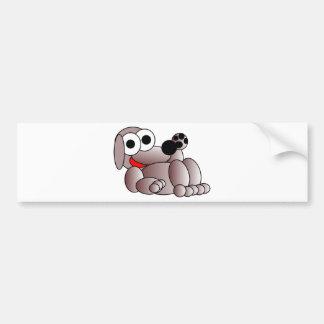 cachorro_gordo.png bumper sticker