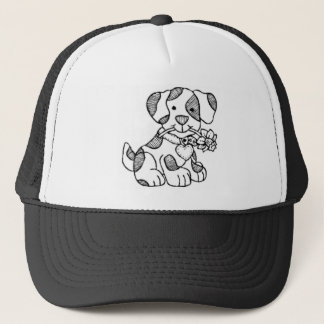 cachorro.png trucker hat