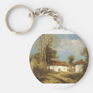 Cachoud Francois Charles Claire De Lune Savoie Keychain