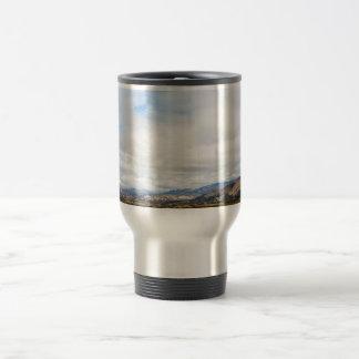 Cachuma Mountains 15 Oz Stainless Steel Travel Mug