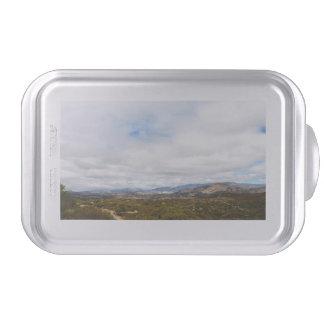 Cachuma Mountains Cake Pan