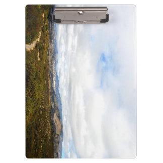 Cachuma Mountains Clipboard