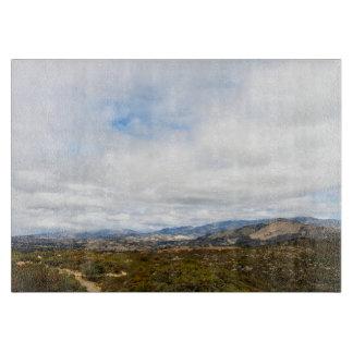 Cachuma Mountains Cutting Boards