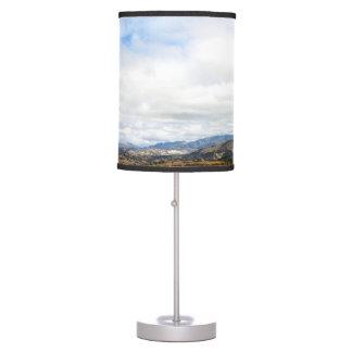 Cachuma Mountains Desk Lamp
